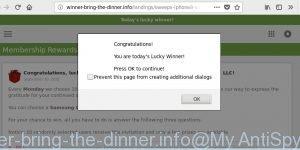 winner-bring-the-dinner.info