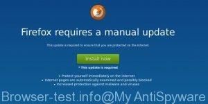 Browser-test.info scam