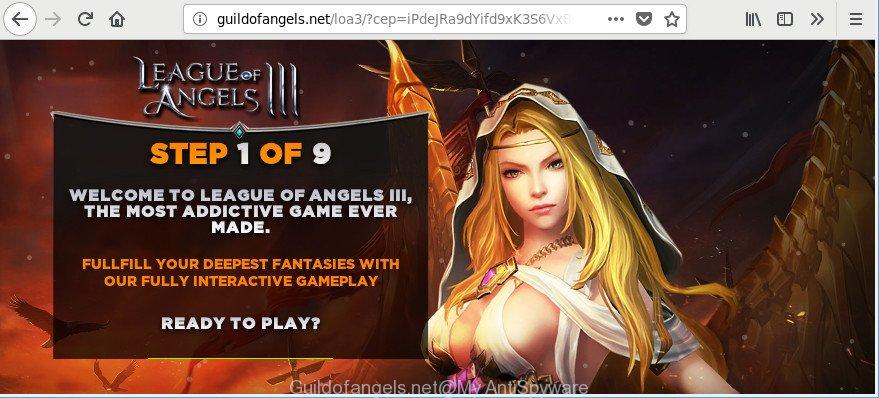 Guildofangels.net