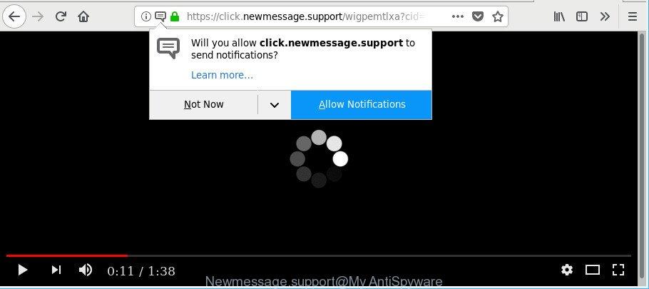Newmessage.support