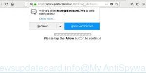 Newsupdatecard.info