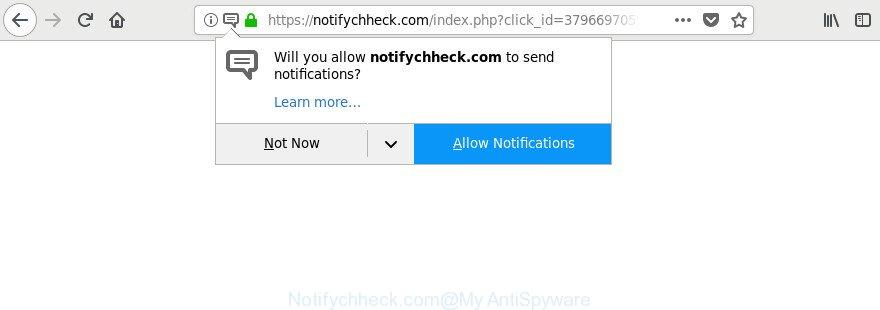 Notifychheck.com