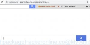 Search.hpackagetrackeronline.co