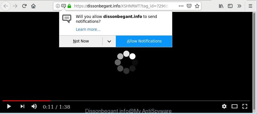 Dissonbegant.info