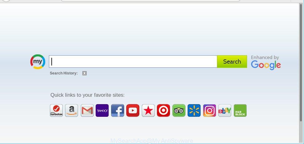MySearchApp