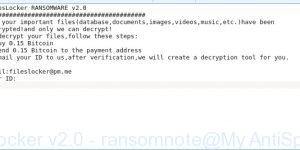 FilesLocker v2.0 - ransomnote