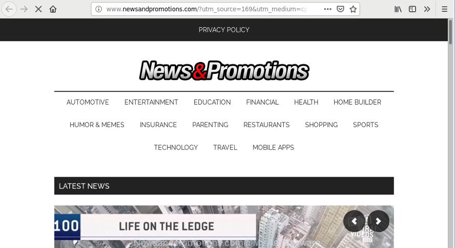 Newsandpromotions.com
