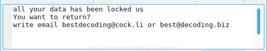 Best ransomware