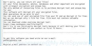 Pdff ransomware