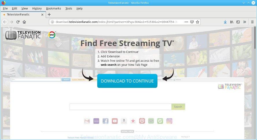 How to remove Televisionfanatic.com pop-ups [Chrome, Firefox, IE, Edge]