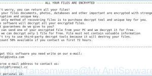 Tfude ransomware