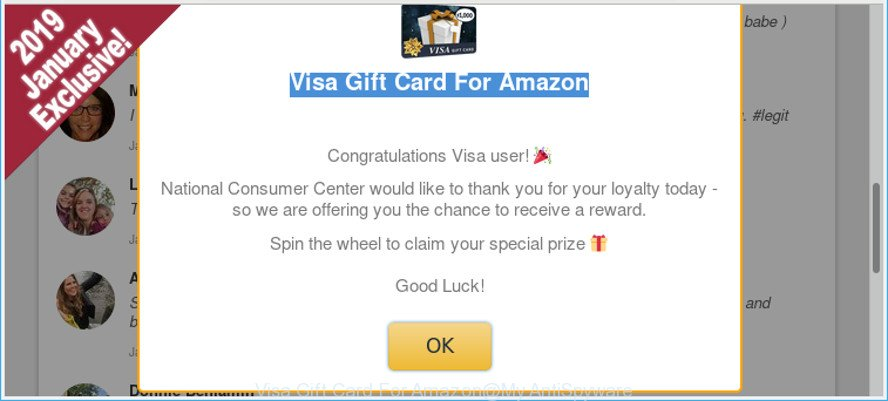 Visa Gift Card For Amazon