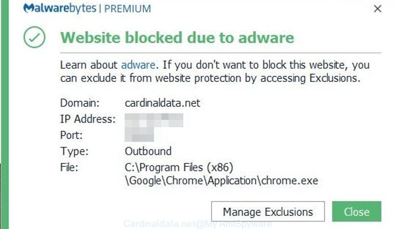 How To Remove Cardinaldata Net Virus Removal Guide