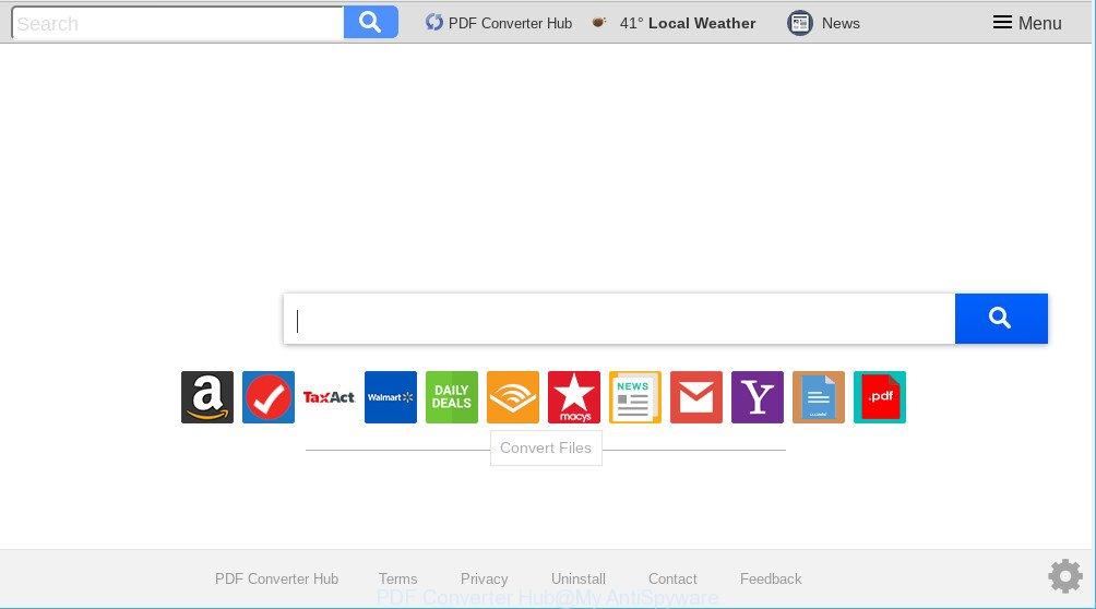 PDF Converter Hub