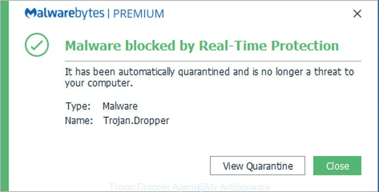 How to remove Trojan.Dropper.Agent [Virus removal guide]