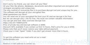 blower.india.com ransomware