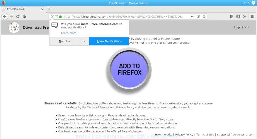 install.free-streamz.com