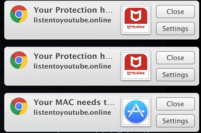 How to remove Listentoyoutube online pop-ups [Chrome