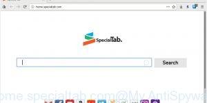 Home.specialtab.com