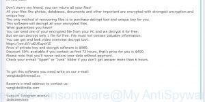 verasto ransomware