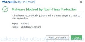 Backdoor.NanoCore