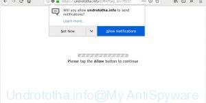 Undrototha.info