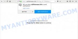 Califiesrease.info