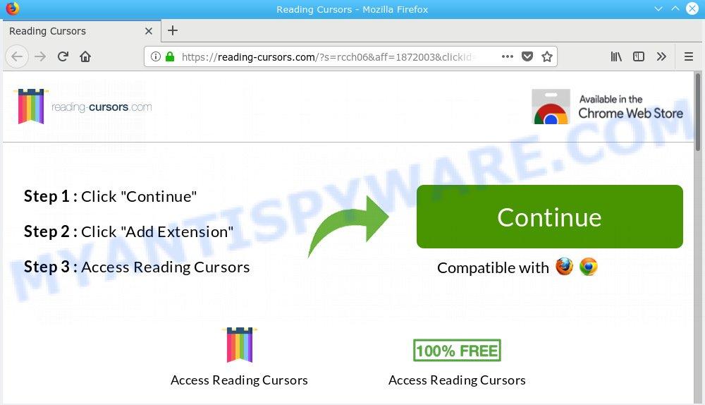 reading-cursors.com