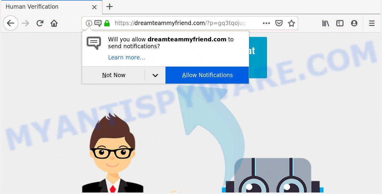Dreamteammyfriend.com