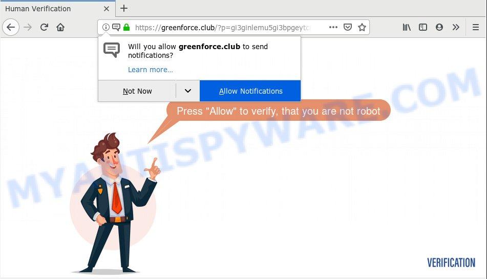Greenforce.club