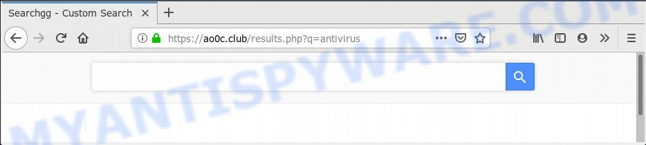 SearchGG Custom Search