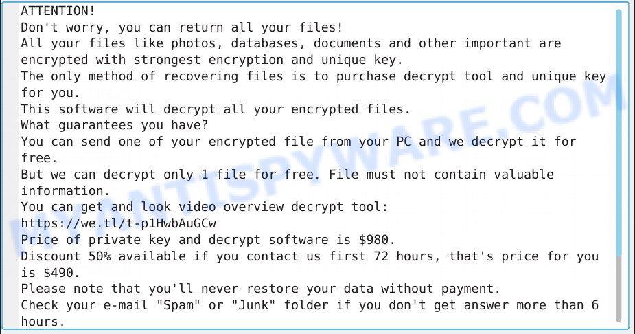 Krusop file extension ransomware virus (Restore, Decrypt krusop files)