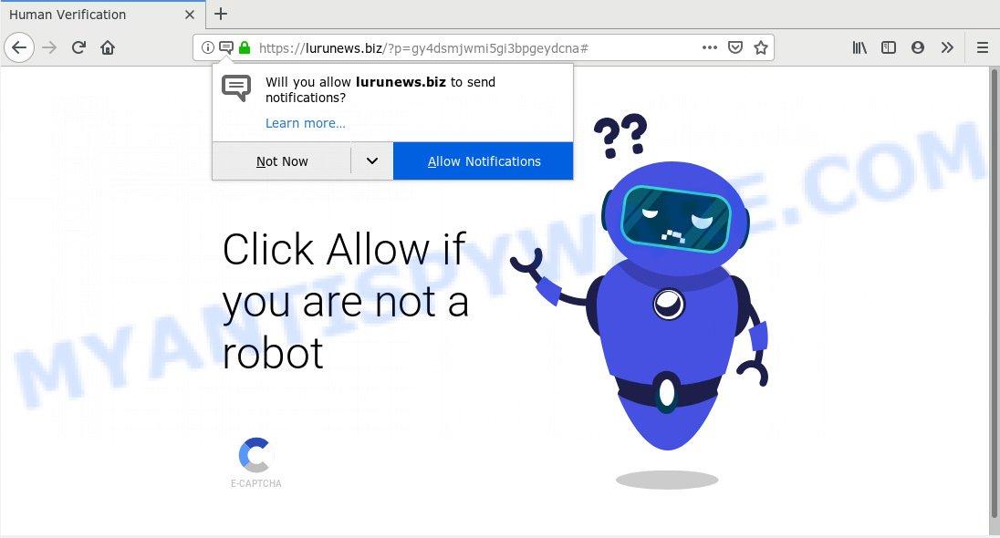 How to remove Lurunews biz pop-ups [Chrome, Firefox, IE, Edge]