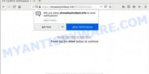Streeskeyholdest.info