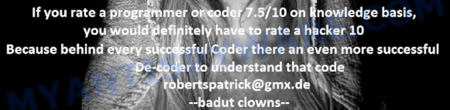 Badut Clowns virus