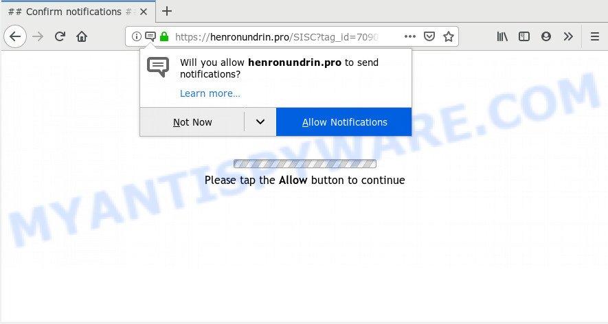 Henronundrin.pro
