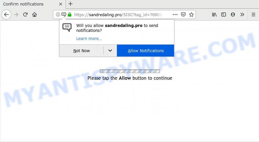 Sandredaling.pro