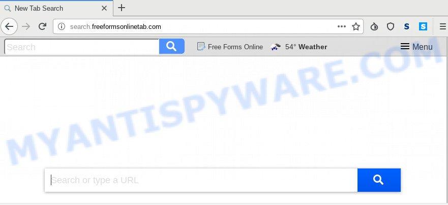 Search.freeformsonlinetab.com