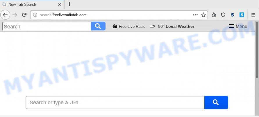 Search.freeliveradiotab.com