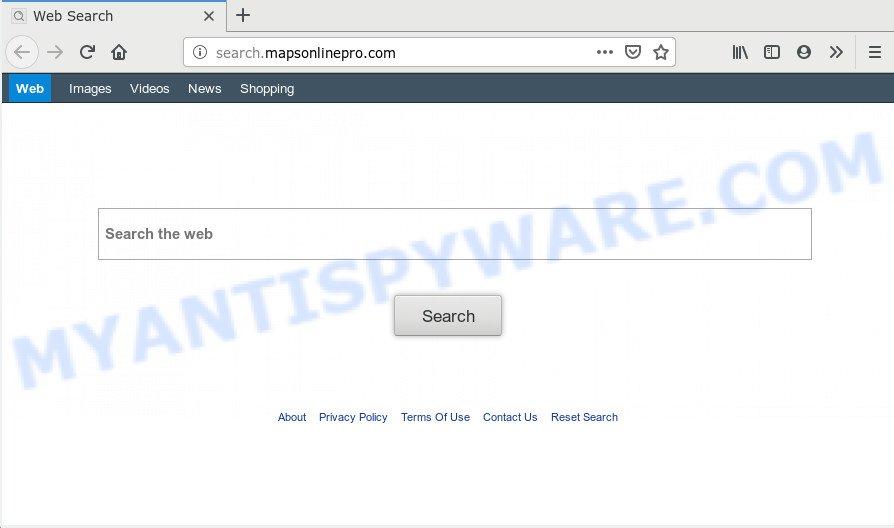 Search.mapsonlinepro.com