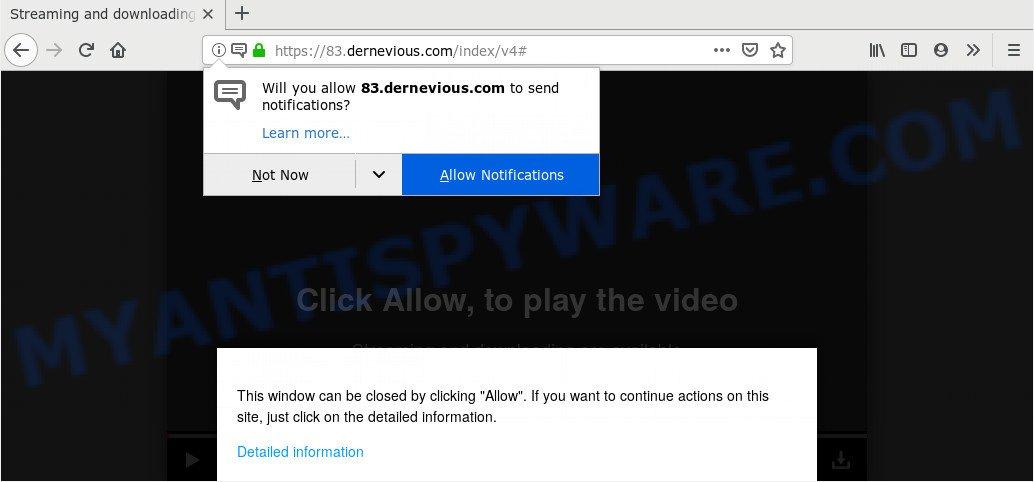 Dernevious.com