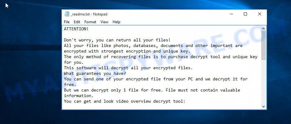 Nakw ransom note
