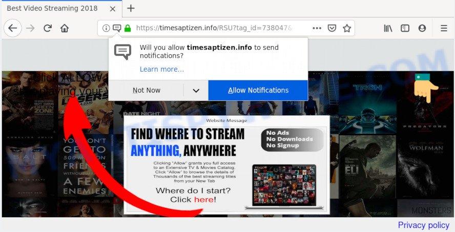 Timesaptizen.info