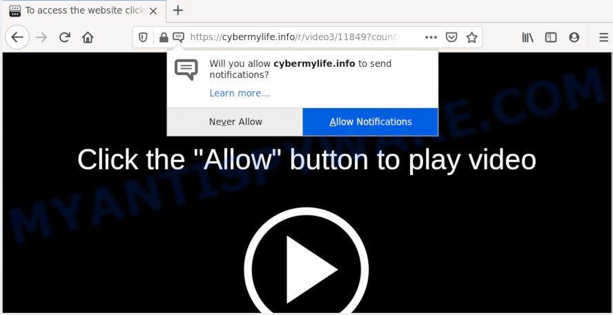 Cybermylife.info
