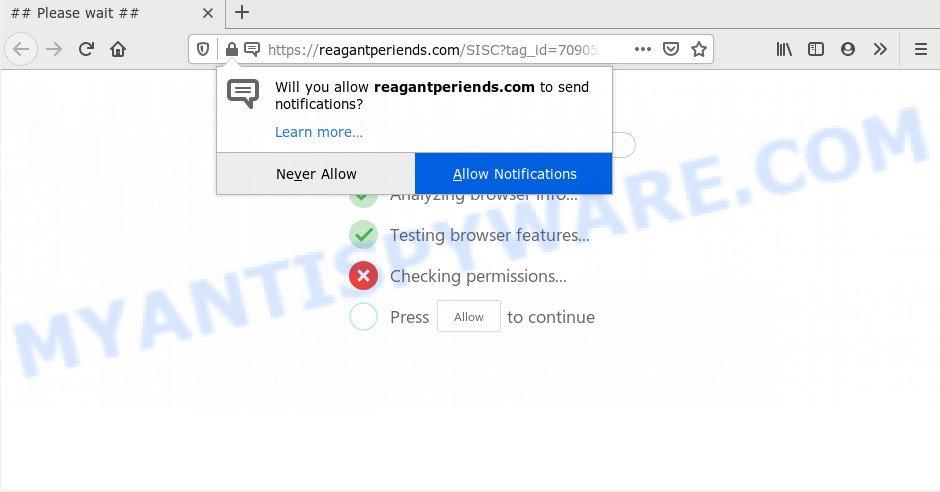 Reagantperiends.com