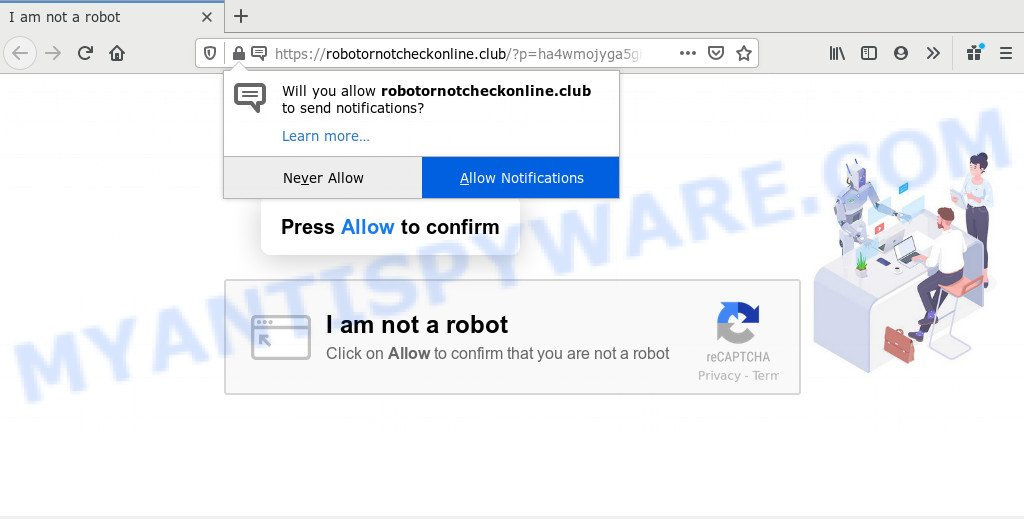 Robotornotcheckonline.club
