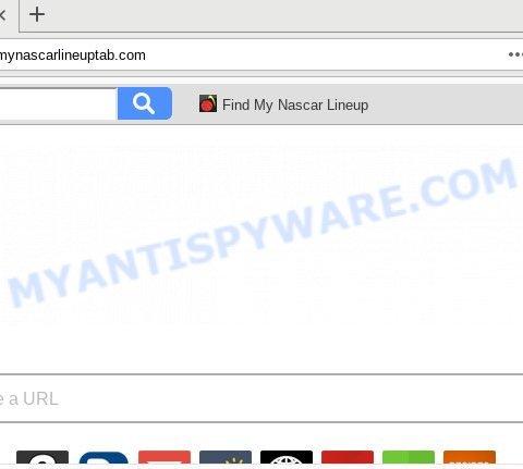Search.findmynascarlineuptab.com