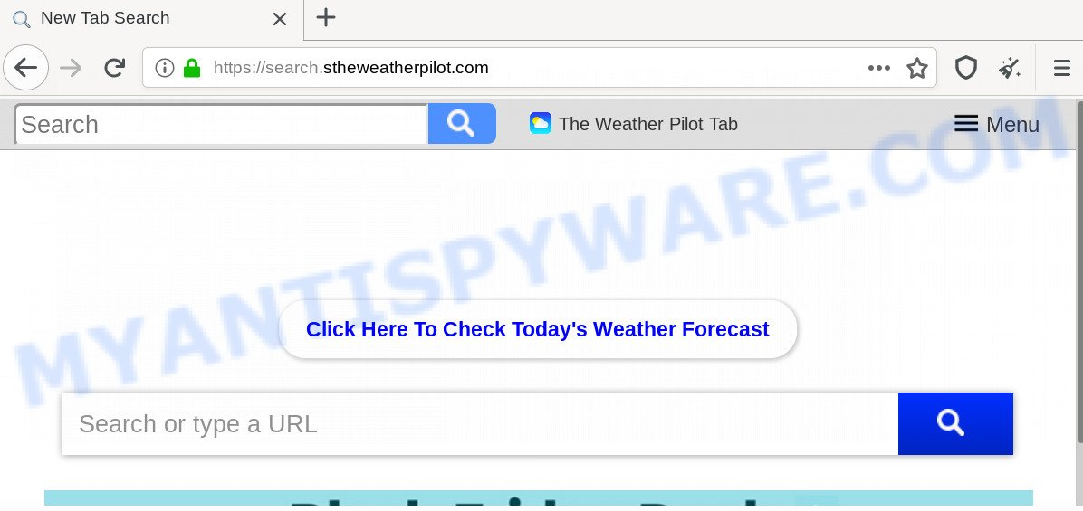 Search.stheweatherpilot.com