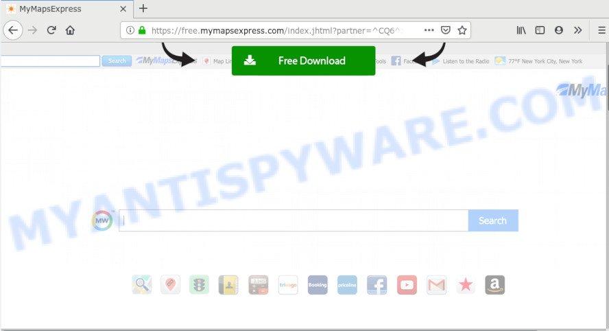 mymapsexpress.com