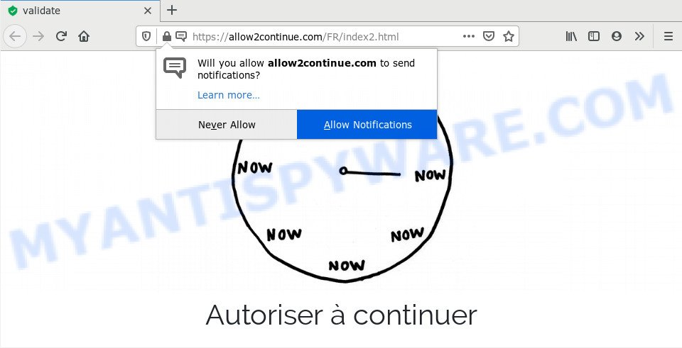 Allow2continue.com